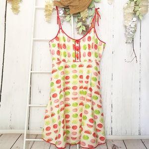 Mod Cloth Watermelon Sundress Size XL NWOT
